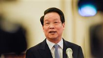 中國保險監督管理委員會主席項俊波(圖/翻攝自視覺中國)