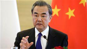 中國大陸,王毅,外交部長(圖/路透社/達至影像)
