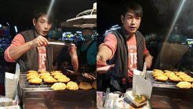 王信翔在夜市擺攤賣燒烤/爆廢公社