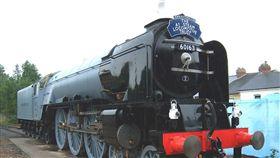 英國-蒸汽火車-旋風號-(Tornado)(圖/翻攝自wiki)