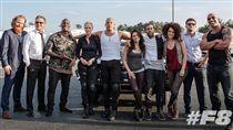 玩命關頭,馮迪索,Vin Diesel,保羅沃克,Paul Walker,編劇 (圖/翻攝自玩命關頭臉書)