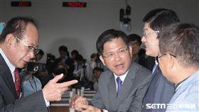 前瞻建設公聽會,台中市長林佳龍出席 圖/記者林敬旻攝
