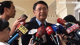 立法院秘書長,林志嘉 圖/記者陳彥宇攝