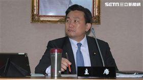民進黨立法委員王定宇 圖/記者林敬旻攝