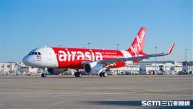 AirAsia,亞洲航空,亞航,空中巴士。(圖/AirAsia提供)