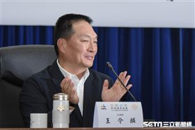 智慧城市新商業委員會成立大會,東森電視創辦人王令麟 圖/記者林敬旻攝