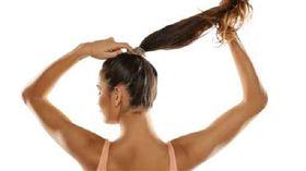 長髮,PTT,批踢踢,洗頭,馬尾,綁頭髮/達志影像/美聯社