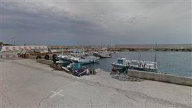 澎湖,花嶼港/Google Map