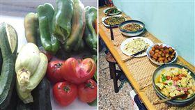 剩食餐廳,七喜廚房,食材轉換(圖/翻攝自七喜廚房臉書)