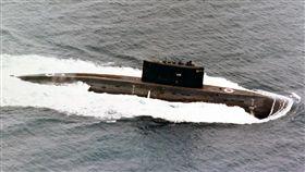 俄國.俄羅斯基洛級潛艇(Kilo class Submarine)(圖/翻攝自WIKI)https://goo.gl/kTAQXP