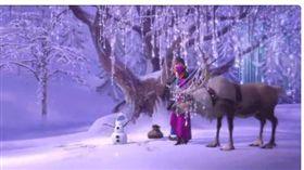 2019年底「冰雪奇緣2」將上映(圖/翻攝自Disney Animation推特)