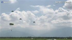 陸軍航特部特戰第四營傘兵