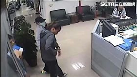 美籍女警葛蘭特攜槍過境台灣獲不起訴處分,槍枝及子彈則聲請宣告沒收(翻攝畫面)