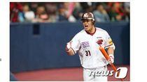 ▲韓國職棒菜鳥許廷協外號是「台灣傭兵」。(圖/截自韓國媒體)