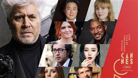 坎城影展評審團  范冰冰威爾史密斯列名 法國坎城影展公布第70屆影展評審團名單,除西班牙導 演阿莫多瓦擔任主席外,還有中國演員范冰冰、美國演 員威爾史密斯等8名評審。 圖/中央社