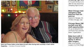 美結婚69年夫妻死前仍捨不得放手。(圖/翻攝自daily Herald)-http://www.dailyherald.com/news/20170424/married-69-years-couple-die-40-minutes-apart-holding-hands