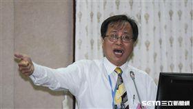 公務員協會理事長李來希 圖/記者林敬旻攝