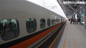 台灣高鐵。(圖/記者馮珮汶攝)