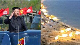 北韓、金正恩、核彈/微博
