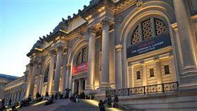紐約,大都會藝術博物館(圖/翻攝自CC0免費圖庫)