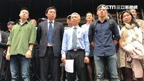 太陽花學運帆廷無罪北檢列7大理由上訴。