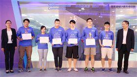 ASC世界大學生超級計算機競賽,中國大陸,清華大學,比賽 圖/中央社