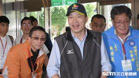 國民黨黨主席選舉電視政見發表會 韓國瑜 圖/記者林敬旻攝