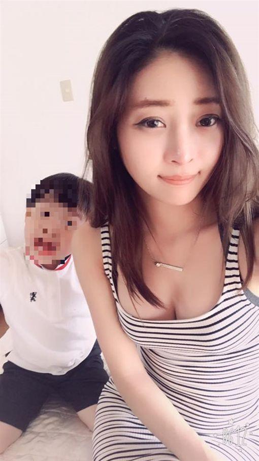 小彬彬,溫兆宇,小君(圖/翻攝自臉書) ID-893881