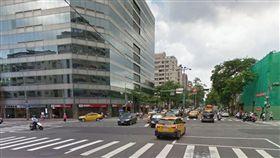 塌陷加劇人行道也裂 北市八德復興路再封_googlemap