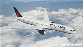 加拿大航空,波音787,夢幻客機。(圖/加航提供)