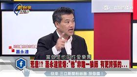 蕭永達,新台灣加油