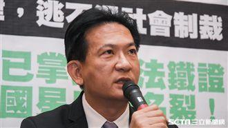 林俊憲諷馬:岳不群終究還是岳不群