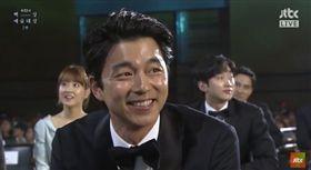 孔劉,第53屆百想藝術大賞,獲獎 圖/翻攝自韓網일간스포츠