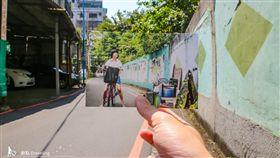 通靈少女,台北旅遊,拍攝地。(圖/公視提供)