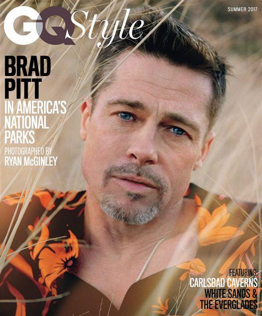 酗酒成性!接受專訪首談離婚原因 布萊德彼特:我自找的圖/翻攝自GQ Stylehttp://www.gq.com/story/brad-pitt-gq-style-cover-story