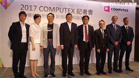 COMPUTEX 2017 創新與新創 InnoVEX 葉立斌攝