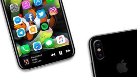 翻攝Business Insider iPhone 8 iPhone X CAD設計圖