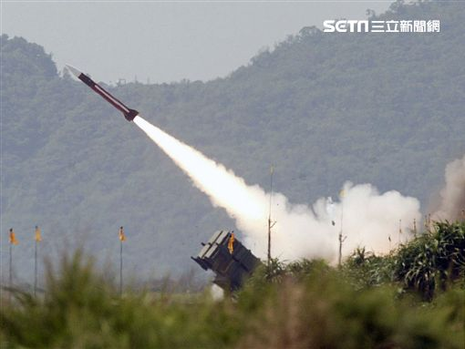 國軍各式飛彈發射。(記者邱榮吉/攝影)