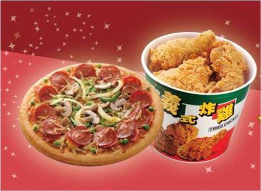 拿坡里,炸雞,烤雞,披薩,副食,乳酪蛋糕,批踢踢,PTT 圖/翻攝自拿坡里臉書