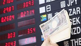 日圓,日幣/中央社