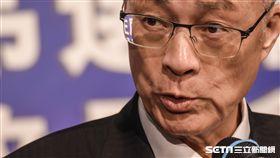 中國國民黨黨主席政見發表會,吳敦義 圖/記者林敬旻攝