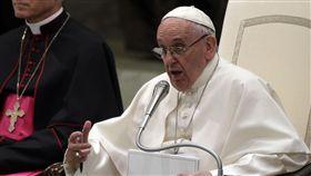 教宗方濟各(Pope Francis)。(圖/美聯社/達志影像)
