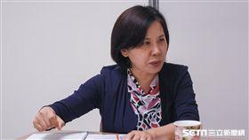 衛福部保護服務司司長張秀鴛 圖/記者林敬旻攝