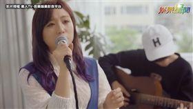 鄭茵聲唱歌