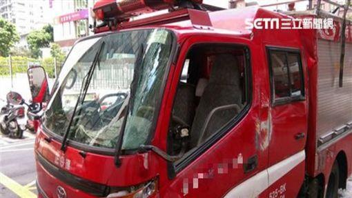 消防車示意圖
