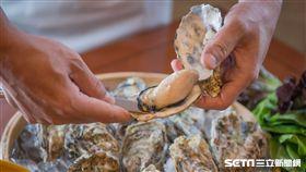 海鮮吃到飽,廣島生蠔,漢來海港。(圖/漢來海港提供)