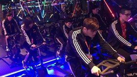 飛輪,健身 圖/翻攝自World Gym健身俱樂部 Taiwan