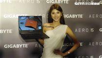 葉立斌攝 技嘉科技 GIGABYTE AERO 15