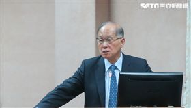 外交部長李大維。(記者盧素梅攝)
