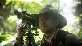 查理漢納、羅伯派汀森、電影《失落之城》、探險、亞馬遜//CatchPlay提供